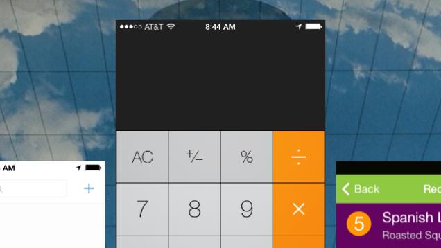 IOS经常清空后台应用反而更耗-完美源码