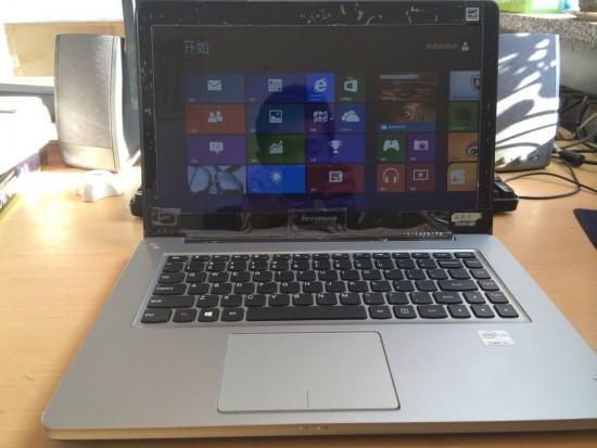 新换的笔记本联想U410-IFI-完美源码
