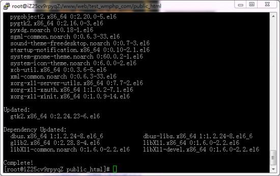 CentOS安装中文支持包-完美源码
