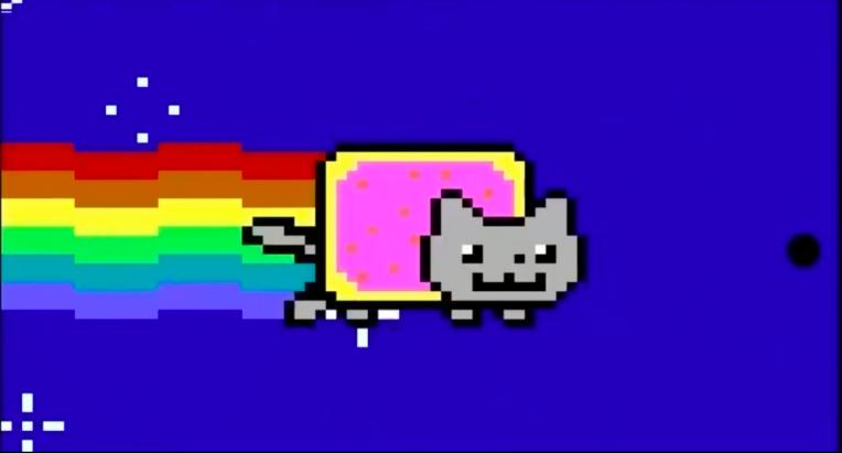 彩虹猫病毒样本-完美源码