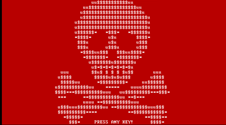 GhostPetya骷髅头病毒样本-完美源码